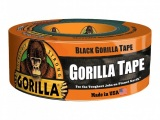 "Black Gorilla Tape, 1.88"" x 12 yards"
