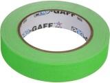 "Tape, Gaffer's Tape, 1"" Fluorescent Green"