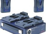 IDX Endura 50 Lithium-Ion V-Mount Two Battery Package