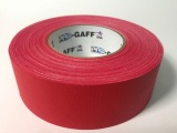 "Tape, Gaffer's Tape, 2"" Red"