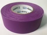 "Tape, Gaffer's Tape, 2"" Purple"