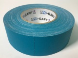"Tape, Gaffer's Tape, 2"" Blue"
