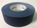 """Tape, Gaffer's Tape, 2"""" Navy Blue"""