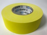 "Tape, Gaffer's Tape, 2"" Yellow"