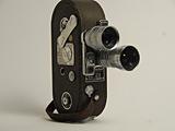 Keystone A1-12 16mm Camera Prop, #F2