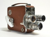 Keystone Olympic K-35 8mm Movie Camera Prop #F5