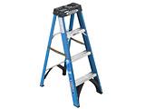 4' Fiberglass ladder