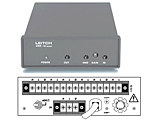 Leitch 1x6 Audio Distribution Amplifier (DA)