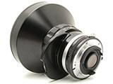 """Nikkor 8mm / f2.8 """"fisheye"""" 35mm lens"""