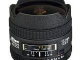 Nikon AF Fisheye-NIKKOR 16mm f/2.8D Lens