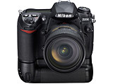 Nikon D200 body with grip