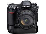 Nikon D200 body with grip