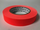 "Tape, Paper, 1"" Fluorescent Orange"