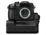 Panasonic Lumix DMC-GH4 4K Mirrorless Camera w/Interface