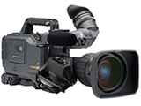 Panasonic AJ-HDX900 with Standard HD Lens