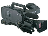 Panasonic AG-HPX500 with HD Zoom lens