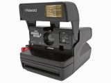 Polaroid 600 Business Edition Instant Camera Prop Black, #I3