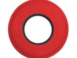 Bluestar Viewfinder Eyecushion - Small Round - Red