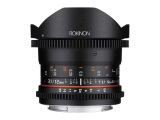 Rokinon 12mm T3.1 ED AS IF Cine DS Fisheye Lens for Canon EF Mount