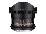 Rokinon 12mm T3.1 ED AS IF Cine DS Fisheye Lens for Canon EF Mount