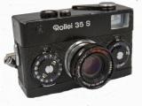 Rollei 35S 35mm Mini Camera Prop Black, #C27