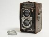 Rolleiflex Automat Twim Lens Reflex Camera Prop #C240