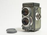 Rolleiflex Baby 4x4 Twin Lens Reflex Camera Prop #C241