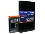 Sony BCT-124HDL, HDCAM 124/155 Min