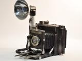 Speed Graphic 4x5 Camera Prop, #C210