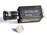 Toshiba IK-HR1S Miniature HD Camera, SDI Output