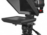 UltraFlex 12in iPad Pro Teleprompter with iPad Cradle/TabGrabber