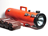 AquaLite 250 Underwater 30v Focusing Light