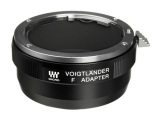 Voigtlander Micro Four Thirds to Nikon F Lens Adapter