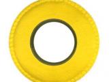 Bluestar Viewfinder Eyecushion - Small Round - Yellow