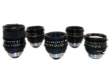 Zeiss SuperSpeed 35mm Lenses (5 lens kit), PL Mount